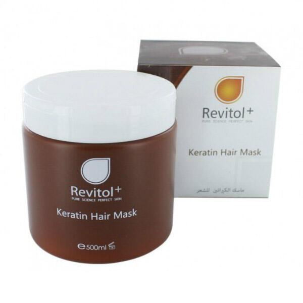 Revitol Keratin Hair Mask Pharmatee