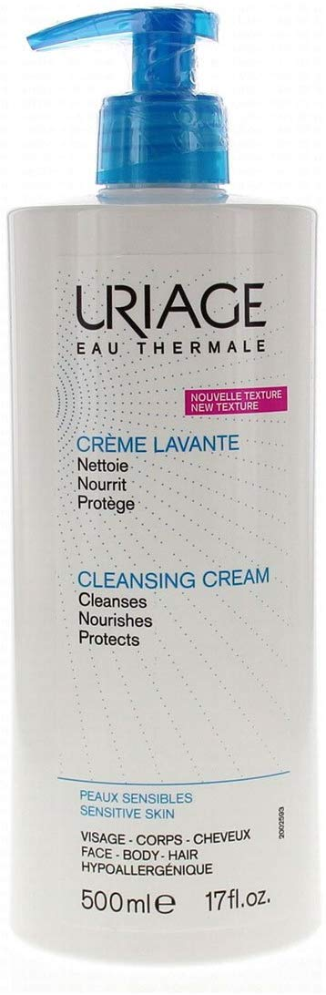 uriage-cleansing-cream-lavant-500ml-kuwait-online