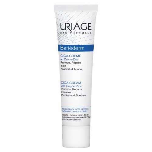 Uriage-Bariederm-Cica-Cream-with-Copper-Zinc-40ml-kuwait-online