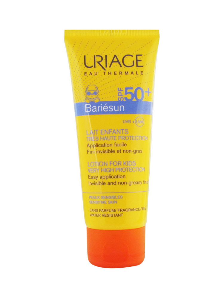 uriage-bariesun-spf50-children-milk-100-ml-kuwait-online