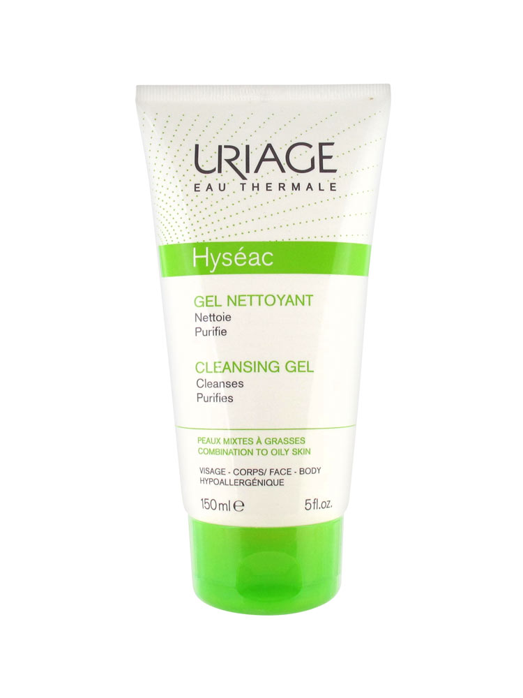 uriage-hyseac-cleansing-gel-150ml-kuwait-online