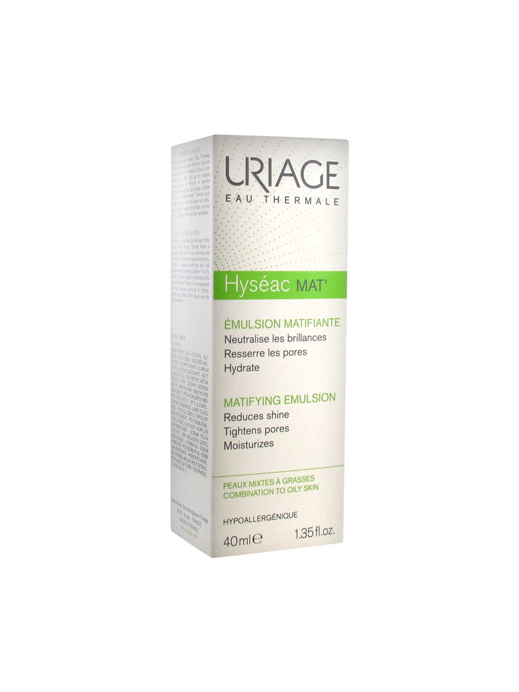 uriage-hyseac-emolsion-mat-40ml-kuwait-online