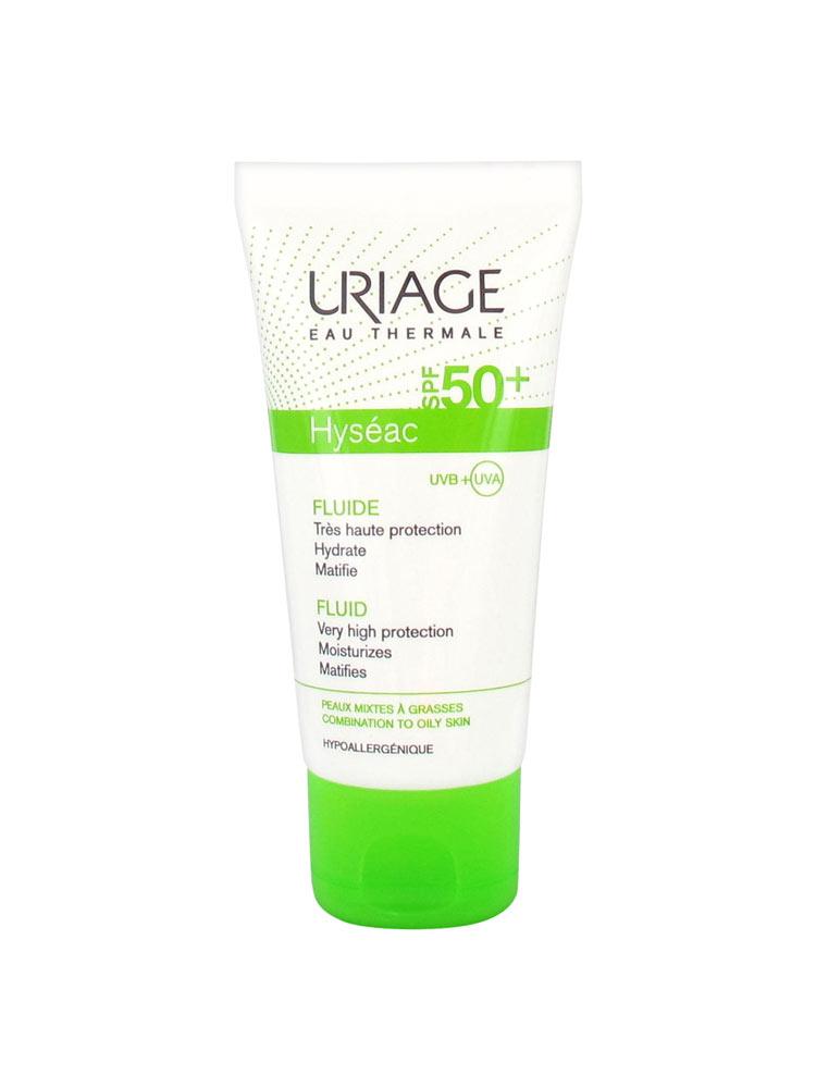 uriage-hyseac-flude-spf50-50ml-kuwait-online