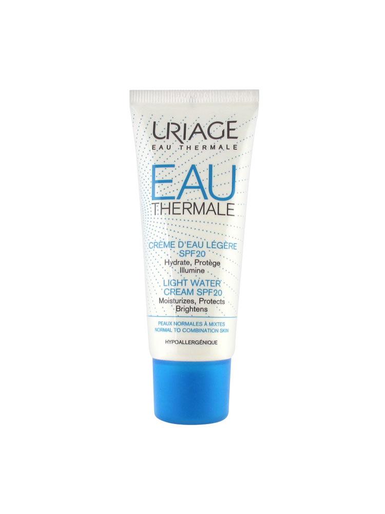 Uriage-Eua-Thermale-Light-Water-Cream-Spf20-40ML-kuwait-online