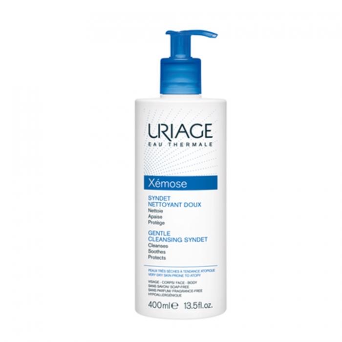 uriage-xemose-syndet-nettoyant-doux-400ml-kuwait-online