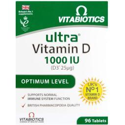vitabiotics-ultra-d3-96-tablets-kuwait-online