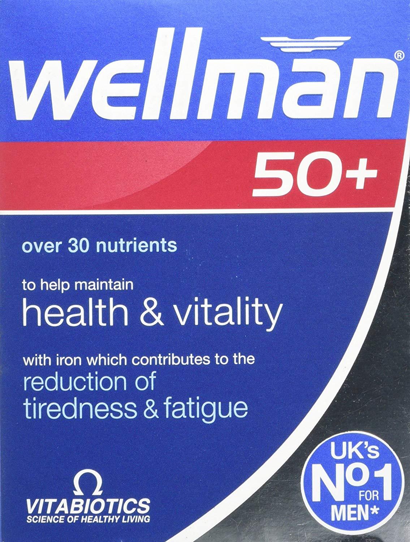 vitabiotics-wellman-50-30-tablets-kuwait-online