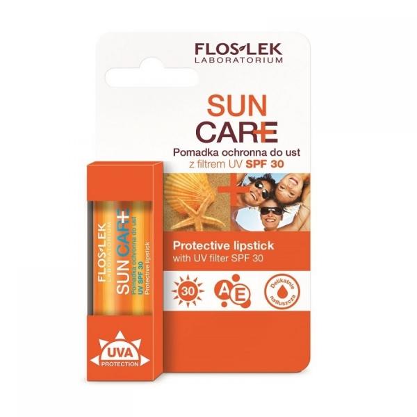 floslek-protective-lipstick-with-uv-filter-spf30-kuwait-online