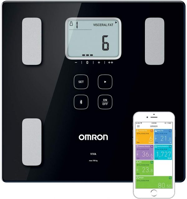 Buy Omron viva body composition Monitor at best price in kuwait