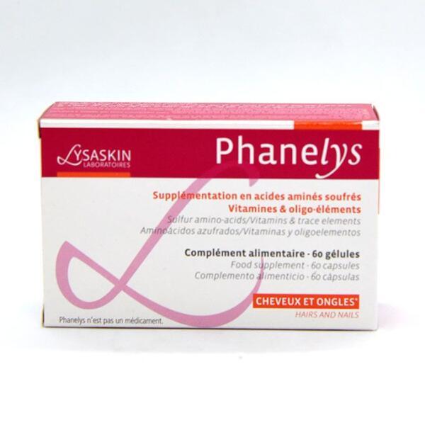 Phanelys Capule 60's